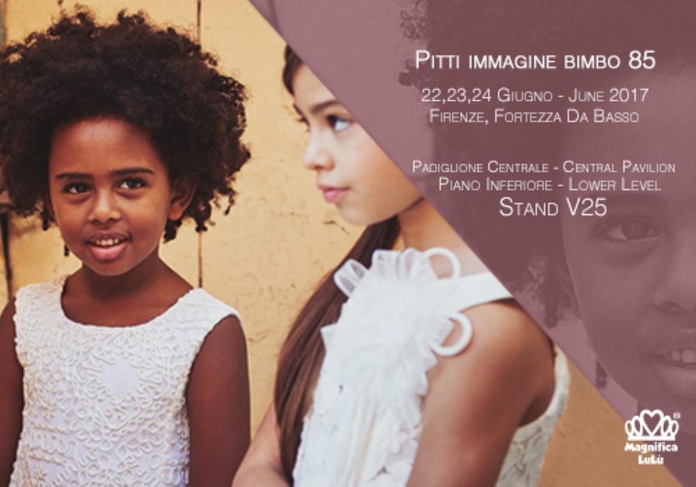 PITTI IMMAGINE BIMBO Firenze 22-24 Giugno 2017